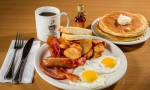 Weekday Breakfast