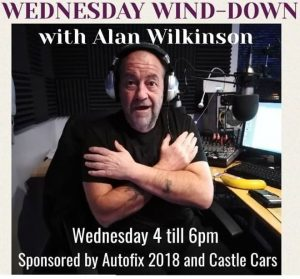 Wednesday Wind Down – With Alan Wilkinson
